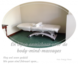 Energy Flows - afb. massagebank