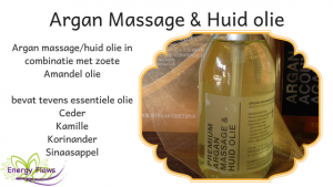 afb Argan Massage - Massage Huid olie
